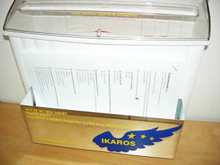 Dotazníky pro vytvoření vstupní analýzy projektu IKAROS