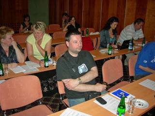 Seminář pro žadatele k výzvě č. 75 dne 31.5.2011 v Brně